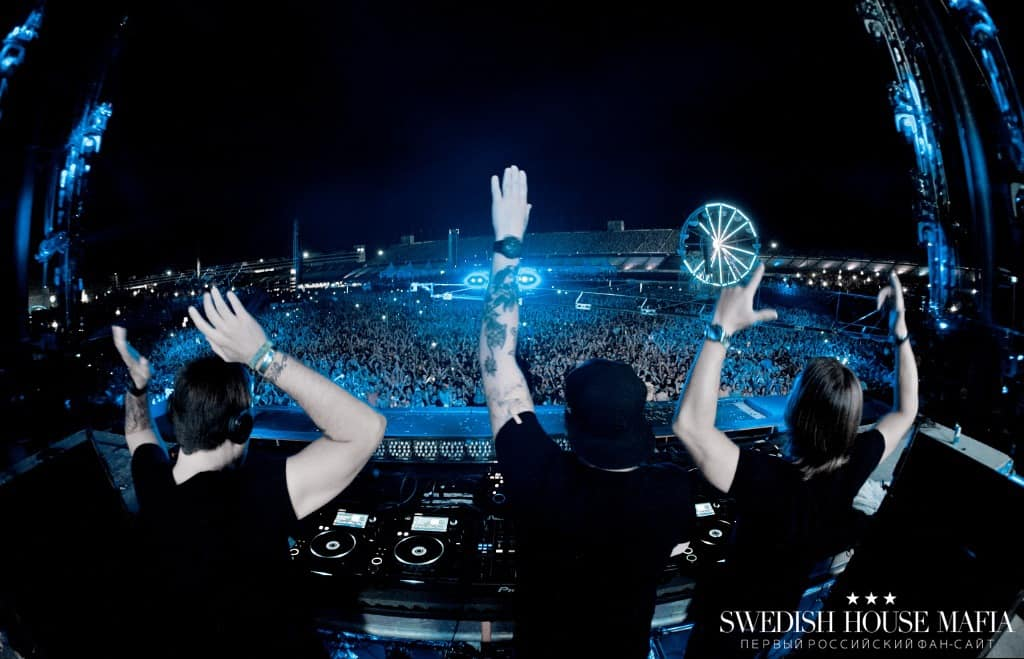Swedish House Mafia To Release The Live Soundtrack Soon