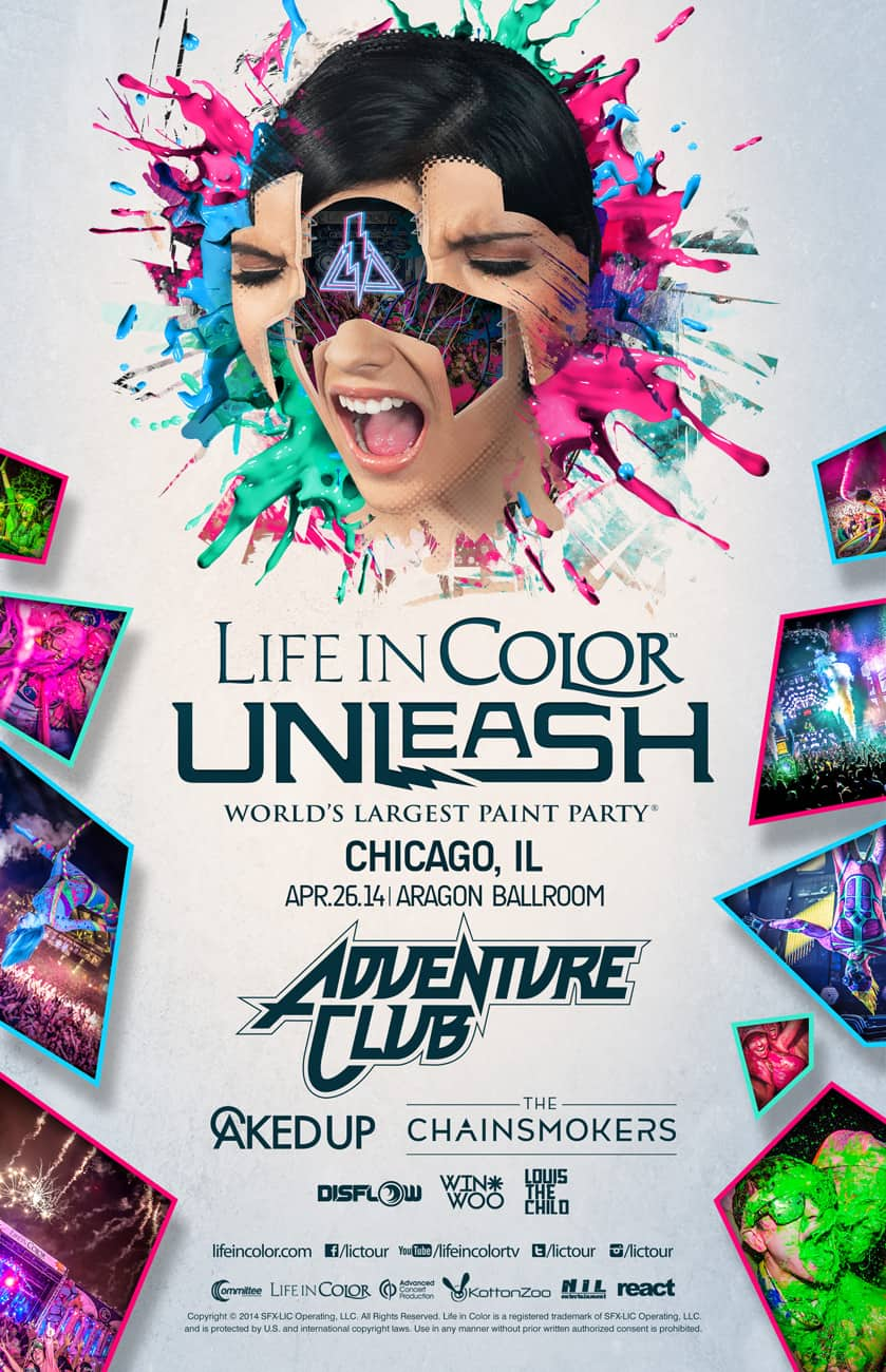 Life In Color GIveaway