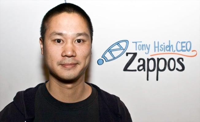 Tony Hsieh – Zappos