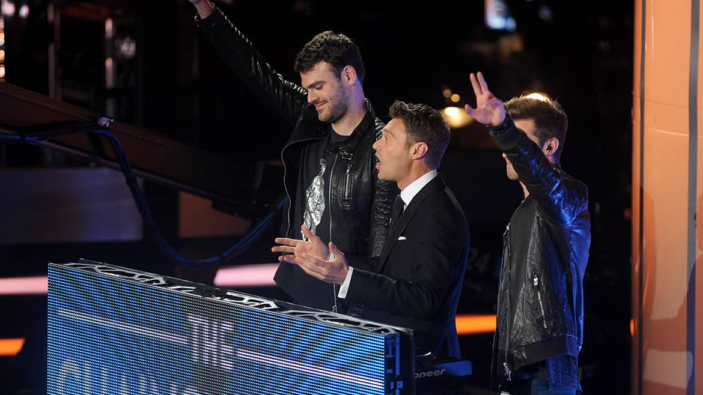 American Idol Selfie