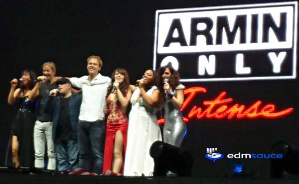 Armin Closing