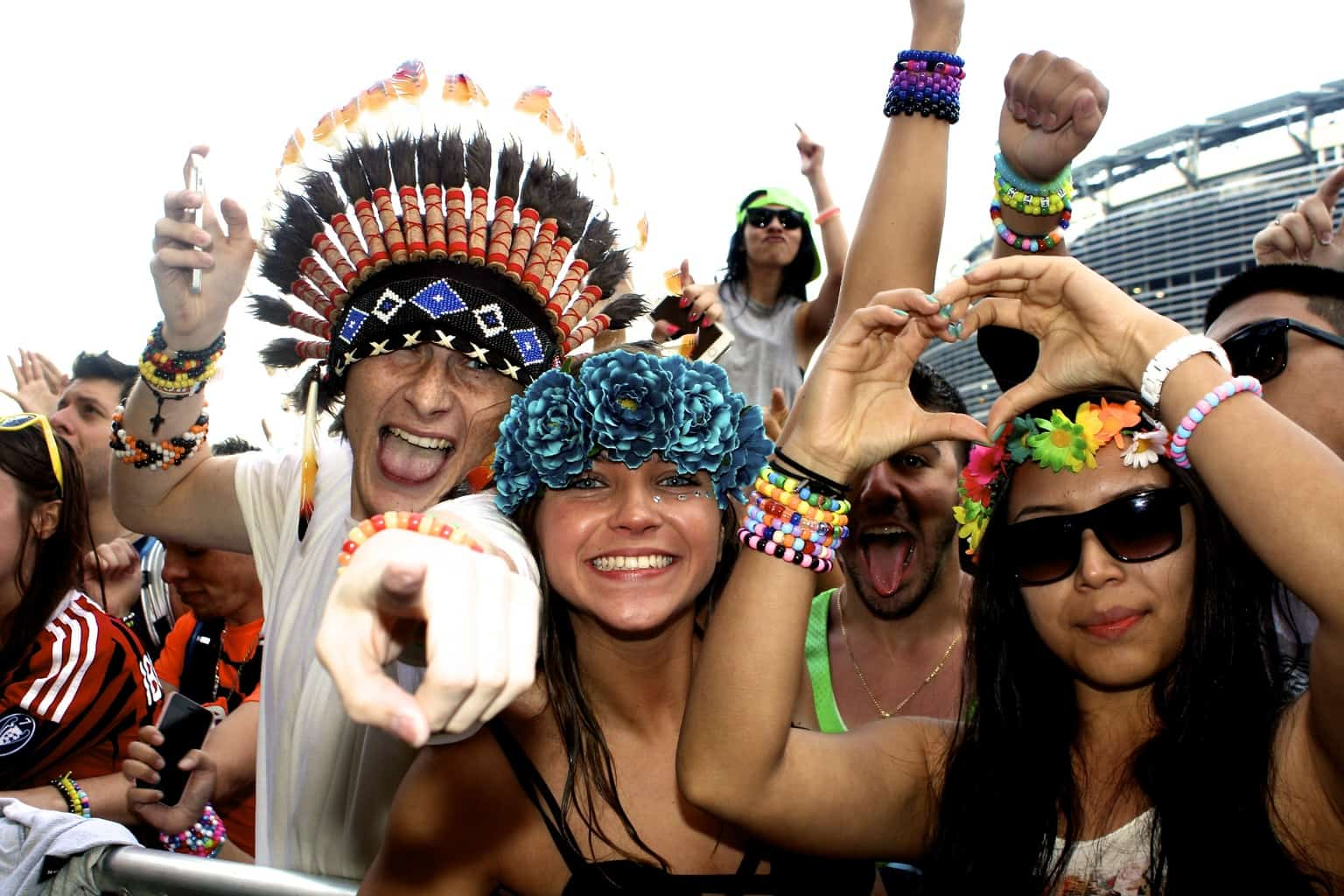 The Top 10 Craziest Moments Of Edc Ny 2014