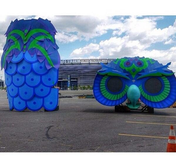 EDC New York 2014 To Get The Owl Stage