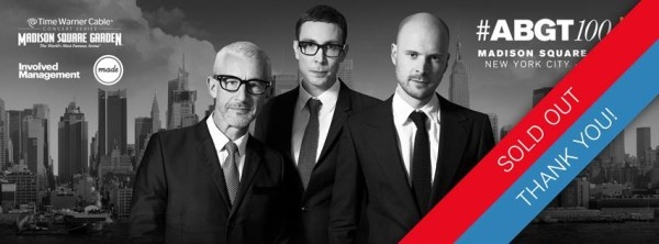 Above and Beyond Sold Out