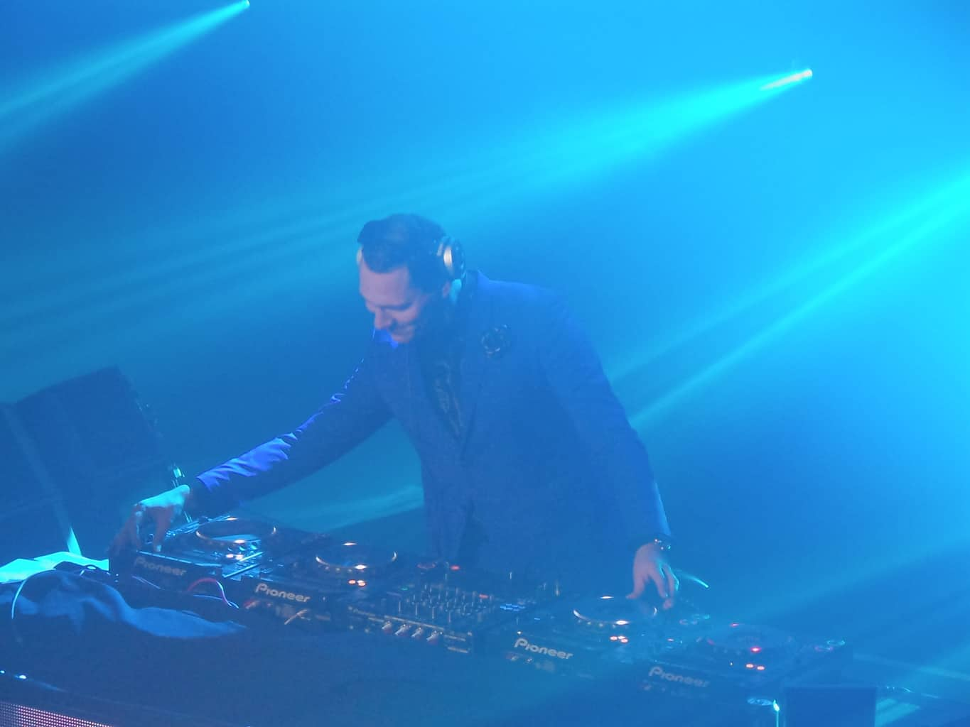 Tiesto's Album Release at Terminal5 NYC - Review