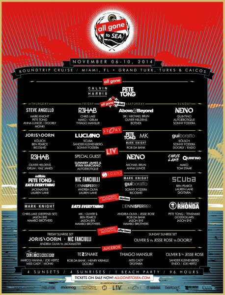 AGTS Full Lineup