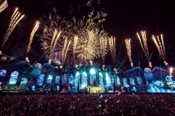 Electric Daisy Carnival Las Vegas 2014 Live Sets