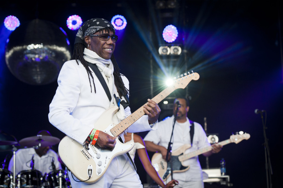 Chic Nile Rodgers