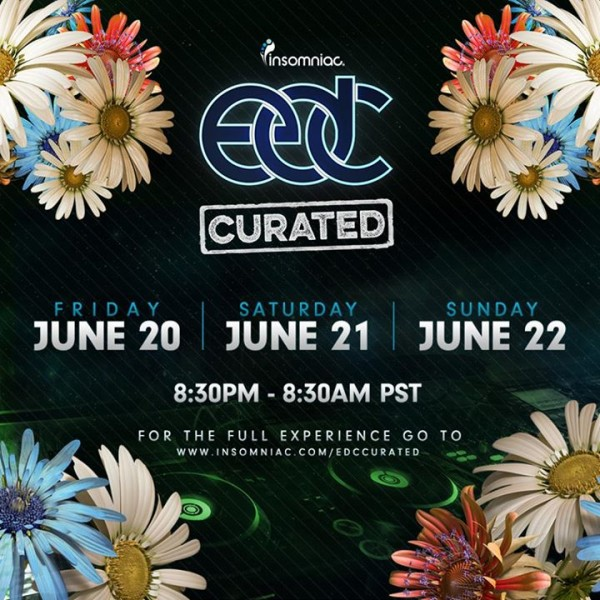 EDC Will Not Be Live Streamed, Here's What Is In Store Instead