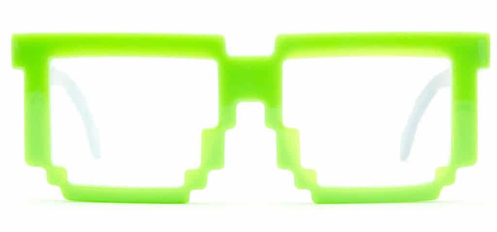 Pixel-FX Diffraction Glasses