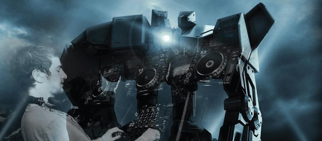 Robot Overlords Mat Zo