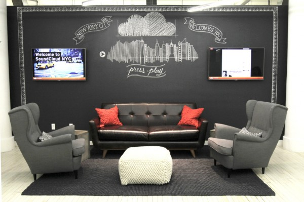 Come Check Out SoundCloud's New NYC Office