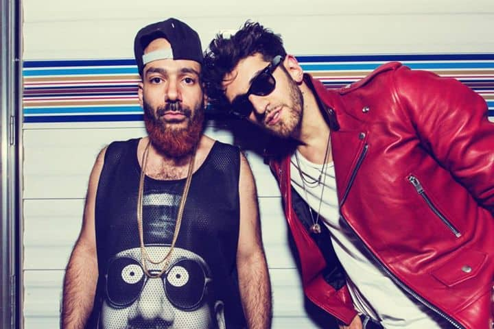 Chromeo Beards