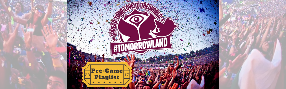 Tomorrowland 2014 Playlist