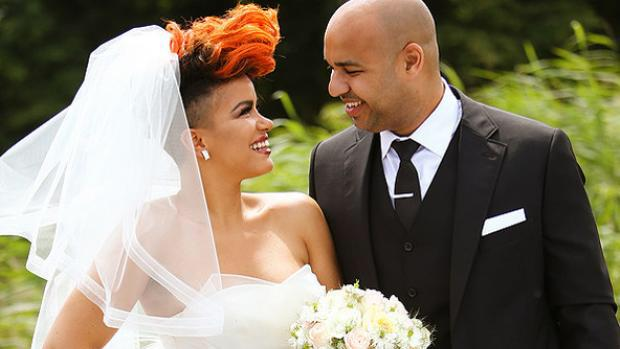 Sidney Samson Eva Simons Married