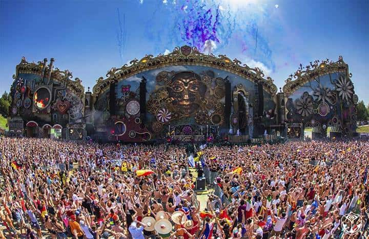 This Is Tomorrowland's 2014 Main Stage