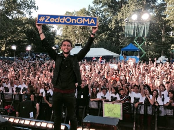 Zedd Breaks Record on Good Morning America With Biggest Crowd.jpg