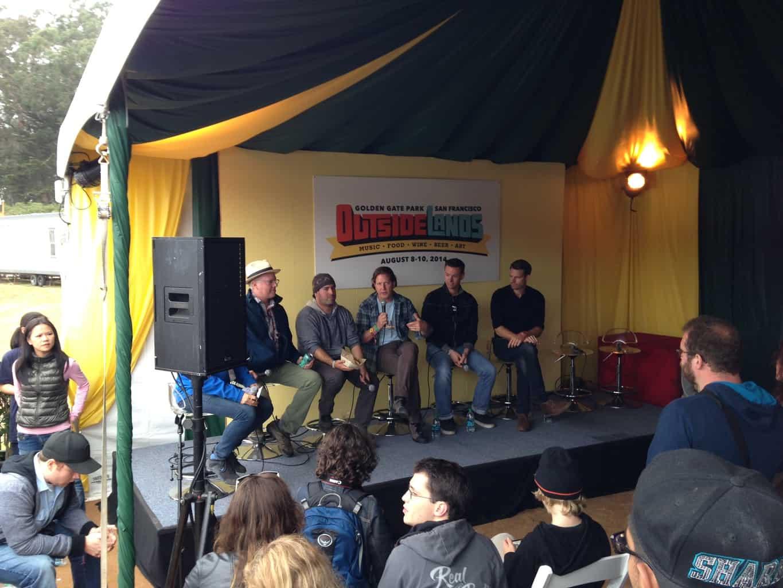 OL Press Tent 2014