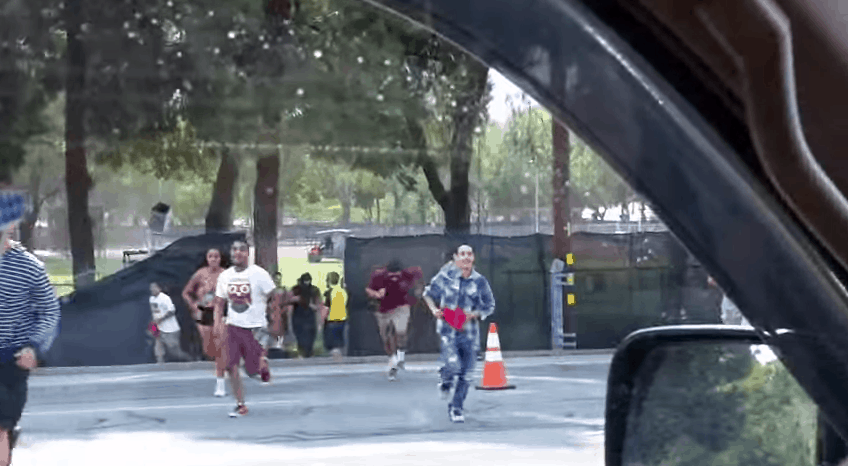 RAVERS ATTEMPT TO RUSH FENCES OF HARD SUMMER, NEARLY GET CAUGHT [HILARIOUS VIDEO]