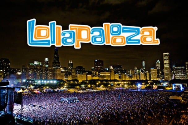 Lollapalooza Coverage