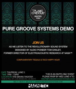 Pure Groove Systems