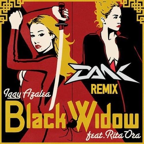 DANK Remix Black Widow