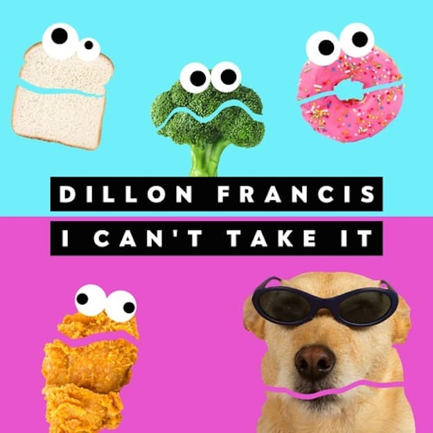 Listen To Dillon Francis' New Track Off New Album, 'I Can't Take It'