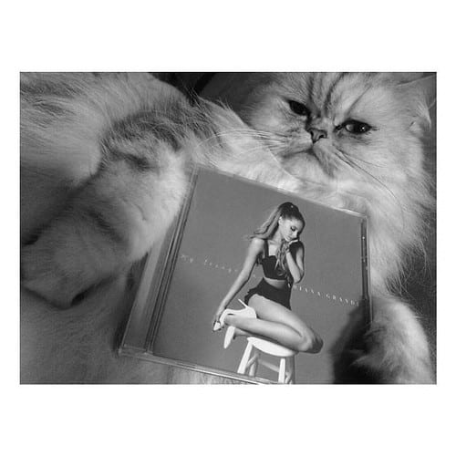 Ariana Grande - Be My Baby feat. Cashmere Cat (Edit)
