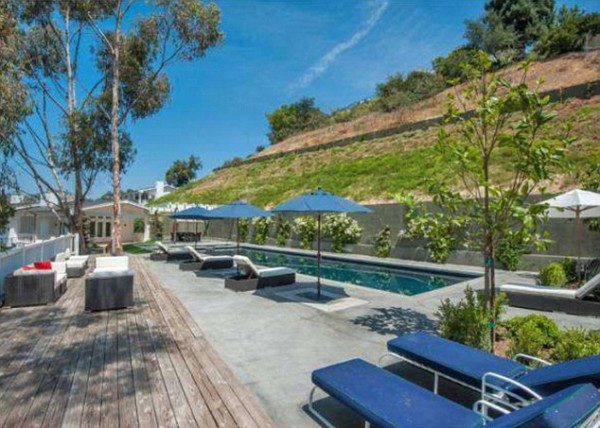 Calvin Harris Purchased This $15 Million Beverly Hills Mansion