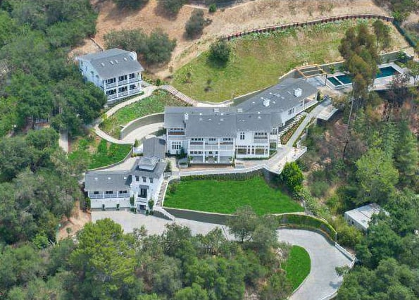 Calvin Harris $15 Million Mansion