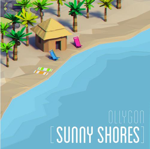 Ollygon - Sunny Shores