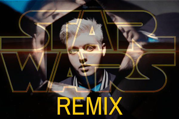 Flux Pavilion Was Asked To Remix a New Star Wars Project