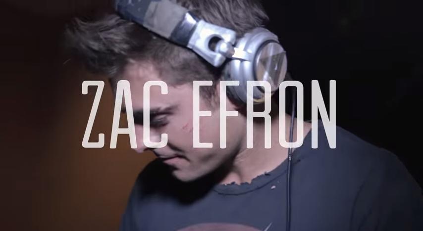 Zac Effron EDM