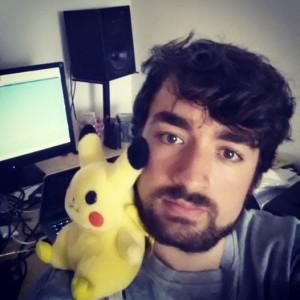 Oliver Heldens & Pikachu