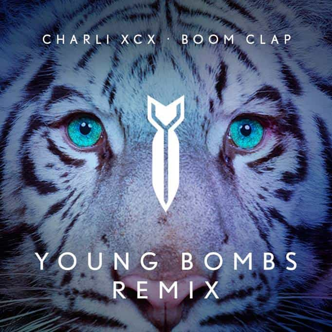 Charli xcx boom clap young bombs remix