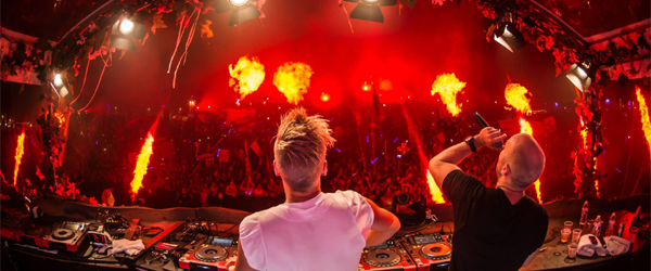 31 Reflecting on 2 Years of EDM: Interview with Showtek