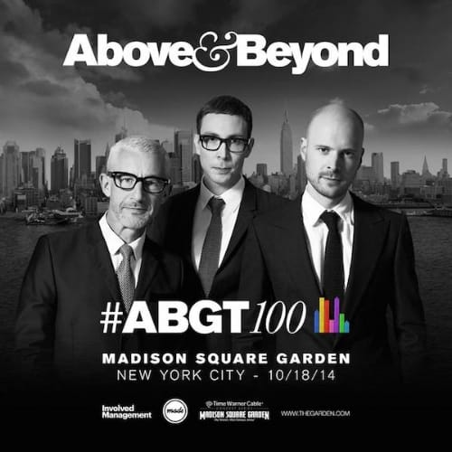 The 100 Group: Above & Beyond Group Therapy 100 Will Be Streamed Live