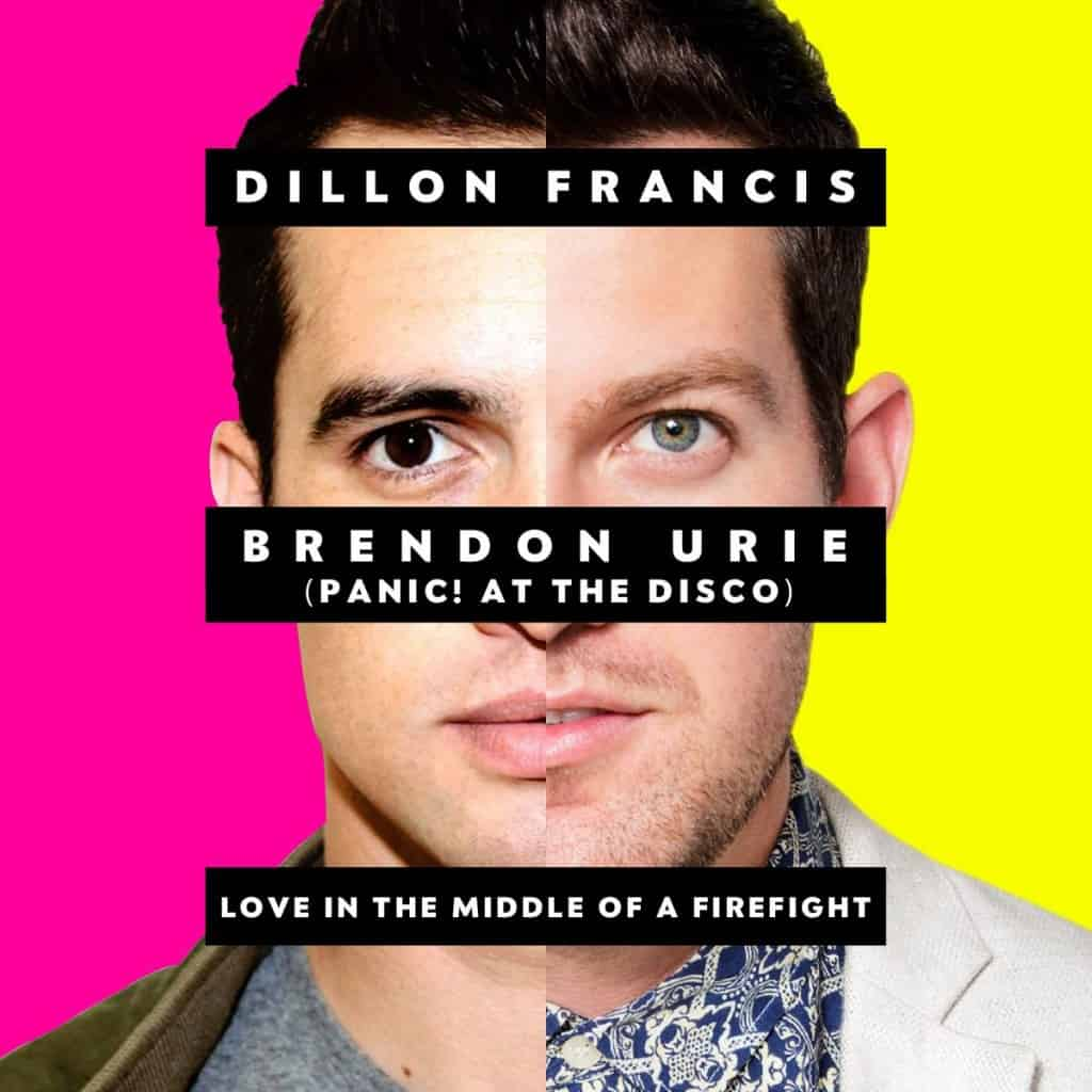 Dillon Francis Creates New Song WIth Panic At The Disco's Singer