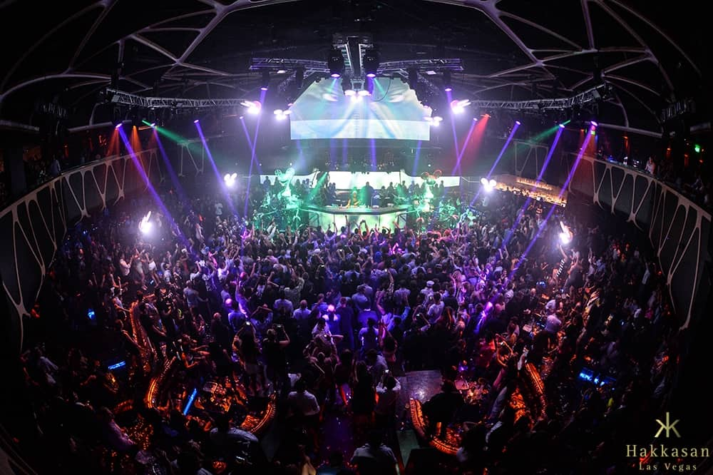 how to get into hakkasan for free