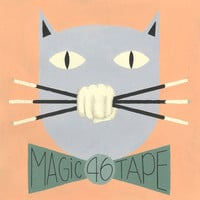 The Magician Magic Tape 46