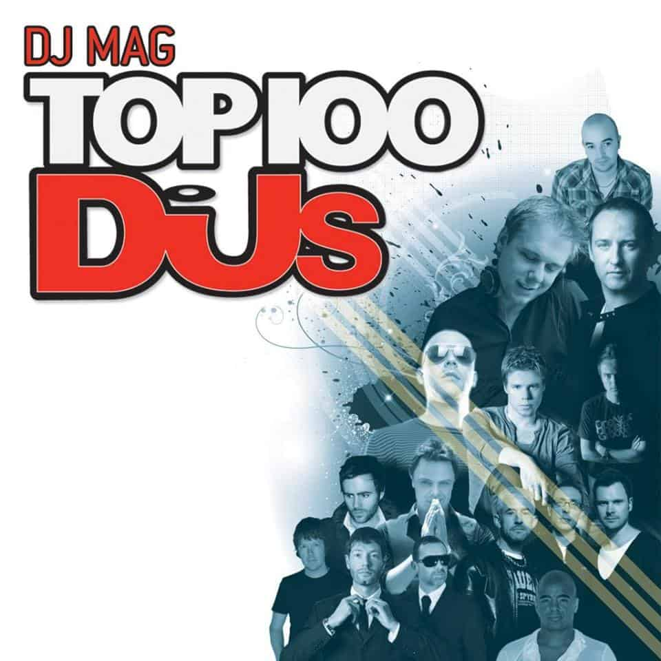 DJ Mag Top 100 2014 Results