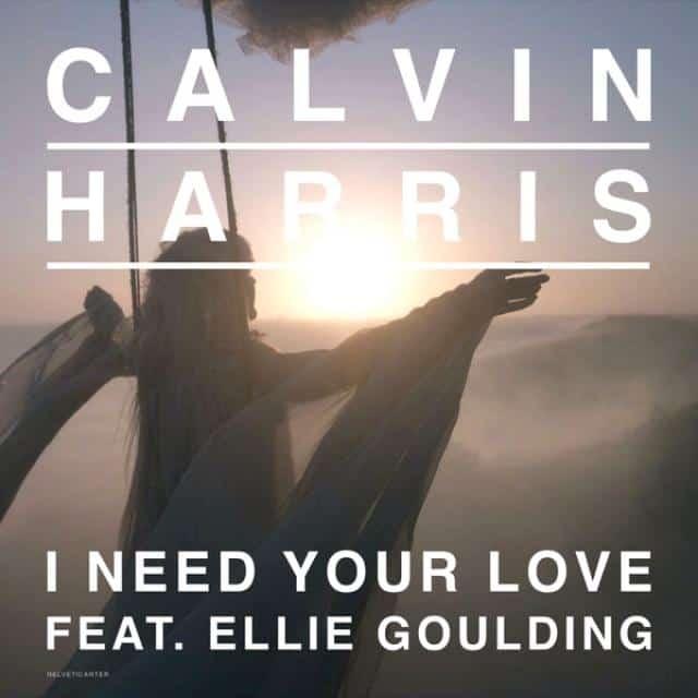 Song No Need Download: Calvin Harris Ft. Ellie Goulding