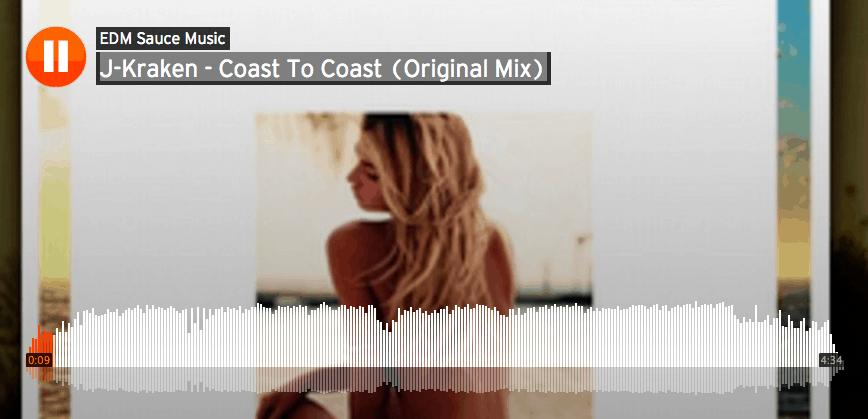 J-Kraken - Coast To Coast (Original Mix)