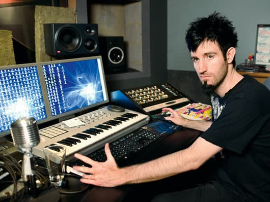 Knife Party's Rob Swire Drops Teaser Preview From Upcoming Debut Album