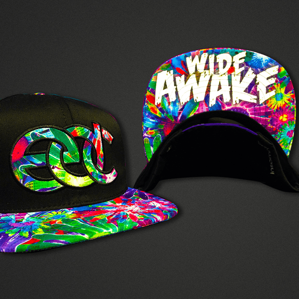Win This Edc Wide Awake Snapback