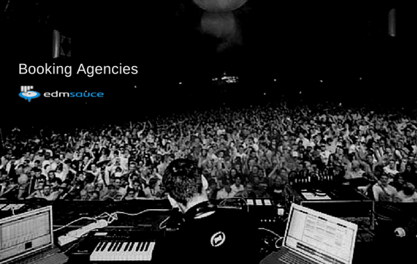 Top EDM Booking Agency