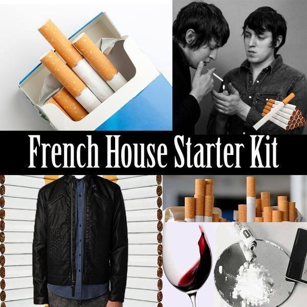 French House Starter Kit