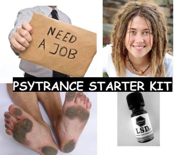 Psy Trance Starter Kit