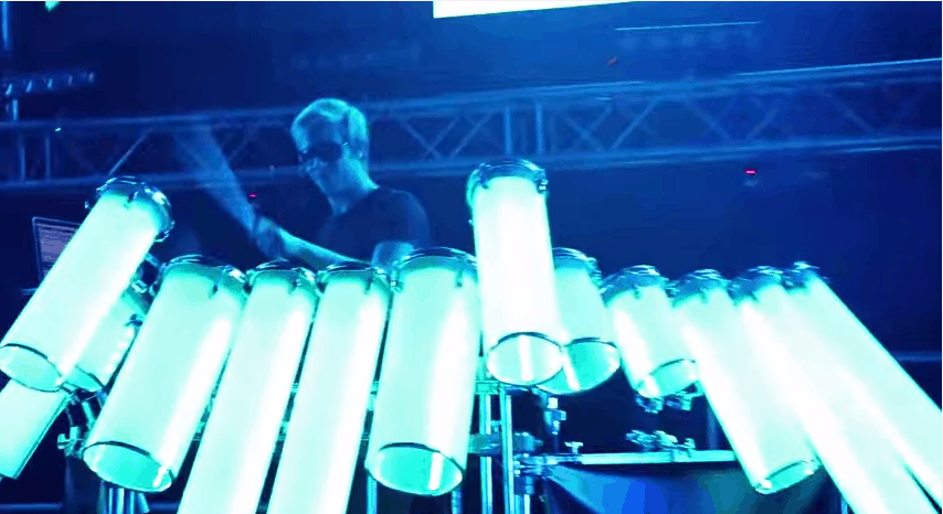 This Percussionist Perfectly Covers 'Animals' on Bongo Drums
