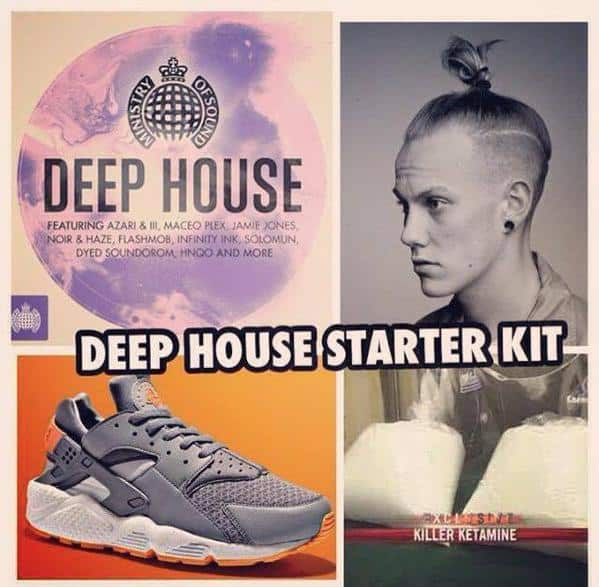 10 edm starter kit memes you need to see for Deep house rave